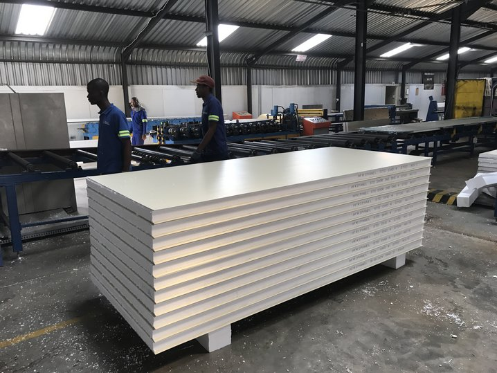 Insulated Panels | Africhill